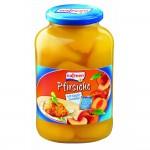 Персики Natreen половинки в сиропе 720 мл.