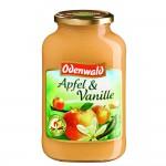 Яблочный мусс Odenwald с ванилью, 720 мл.