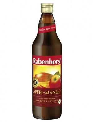 Био-Сок Rabenhorst яблочно-манговый, 750 мл.