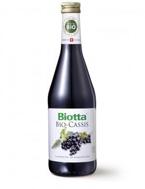 Био - нектар Biotta из черной смородины 0,5 л.