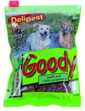 Мясное лакомство Goody из мяса оленя, 100 г.