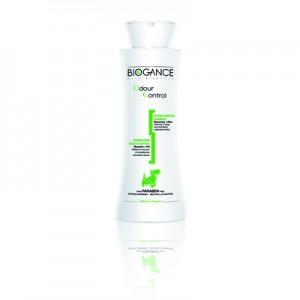Biogance Odour Control Био-шампунь Биоганс для устранения неприятного запаха (для животных с заболеваниями кожи: дерматит экземы, хронические заболевания), 250 мл.