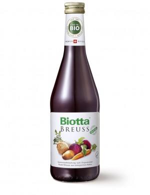 Био - коктейль Biotta овощной по оригинальному рецепту Рудольфа Бройса, 0,5 л.