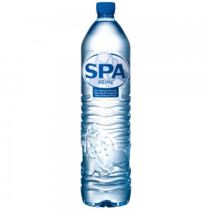 """Вода минеральная природная столовая """"SPA Reine"""" негазированная 1,5 л."""