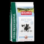 Biomill Kitten Корм Биомилл для котят и беременных кошек, 10 кг