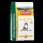 Biomill Selective Chicken Корм Биомилл для взрослых кошек (с индейкой и курицей), 10 кг