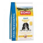 Biomill Maxi Adult Корм Биомилл для взрослых собак очень крупных и гигантских пород, 12 кг.