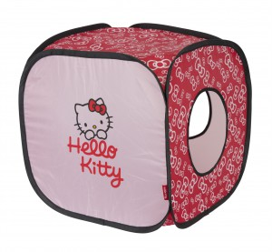Куб для игр Hello Kitty