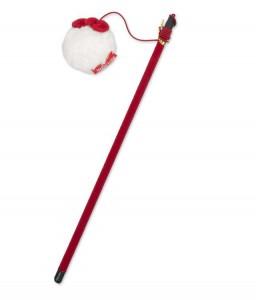 Игрушка-удочка с мячиком Hello Kitty