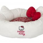 Кровать-пончик Hello Kitty с усами