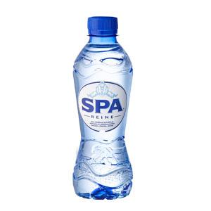 """Вода минеральная природная столовая """"SPA Reine"""" негазированная 0,33 л., упаковка 12 шт."""