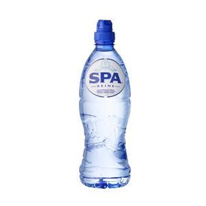 """Вода минеральная природная столовая """"SPA Reine"""" негазированная 0,75 л. (с дозатором), упаковка 6 бутылок"""