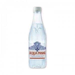 Acqua Panna негазированная 0,5 л, (упаковка 6 шт)