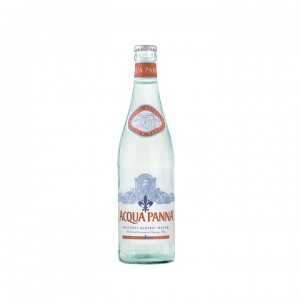 Acqua Panna негазированная 0,5 л (стекло)