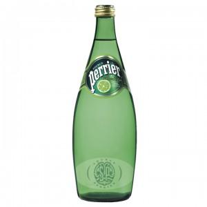 Минеральная вода Perrier со вкусом лайма 0,75 л
