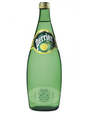 Минеральная вода Perrier со вкусом лимона 0,75 л