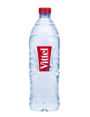 Минеральная вода Vittel негазированная 1 л (упаковка 6 бутылок)