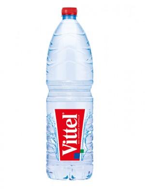 Минеральная вода Vittel негазированная 1,5 л (упаковка 6 бутылок)