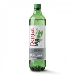 Donat Mg Лечебная газированная минеральная вода 1л (6 шт) пэт