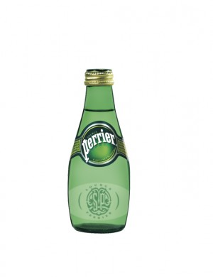 Минеральная вода Perrier газированная 0,20 л (упаковка 6 бутылок)