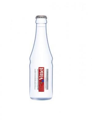 Минеральная вода Vittel негазированная 0,25 л (стекло)
