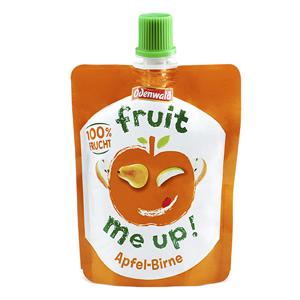Яблочно-грушевый мусс Odenwald Fruit Me Up, 90 мл.
