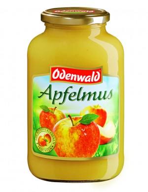 Яблочный мусс Odenwald, 720 мл.
