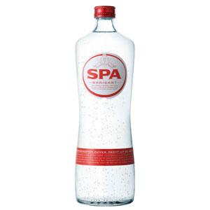 """Вода минеральная природная столовая """"SPA Barisart"""" газированная, 0,75 л. (стекло)"""
