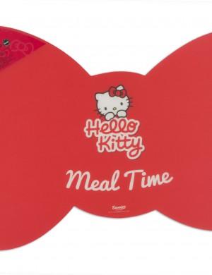 Коврик для кормления Hello Kitty в форме банта