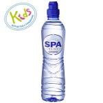 """Вода минеральная природная столовая """"SPA Reine"""" негазированная 0,5 л. (с дозатором), упаковка 12 шт."""