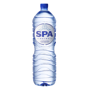"""Вода минеральная природная столовая """"SPA Reine"""" негазированная 2 л., упаковка 8 шт."""