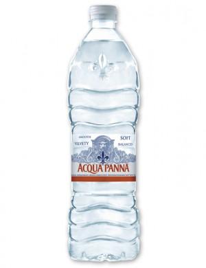 Acqua Panna негазированная 1 л, (упаковка 6 шт)