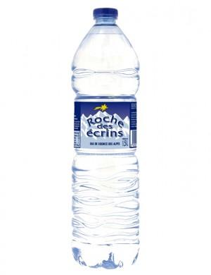 Негазированная природная минеральная питьевая вода Roche des Ecrins, 1,5л (упаковка 6 шт)
